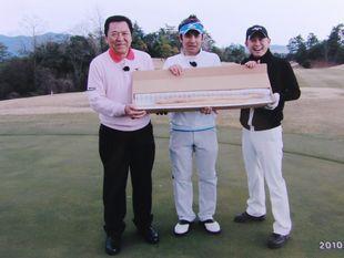 ゴルフの花道.jpg