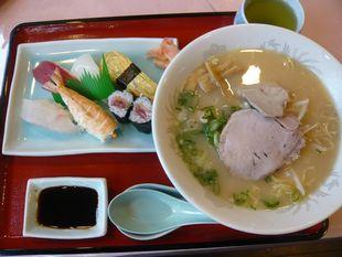 ラーメン寿司セツト.JPG