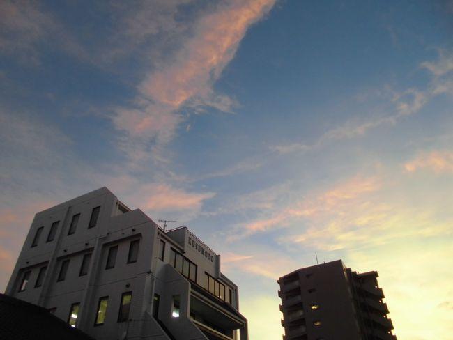 2014年10月4日夕空.jpg