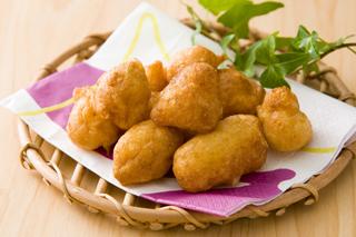 自然薯ころころドーナツ