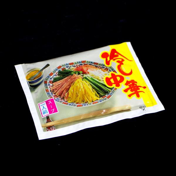 冷やし中華タレ 自然薯入り乾麺バラエティセットの画像5